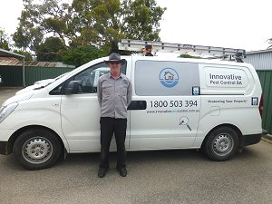 Innovative Pest Control - New Raw